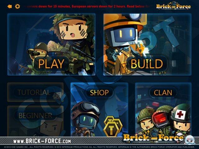 Screenshot - Brick Force (PC) 2357427