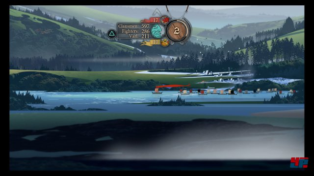 Screenshot - The Banner Saga 2 (PS4) 92529130