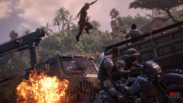 Screenshot - Uncharted 4: A Thief's End (PlayStation4) 92507783