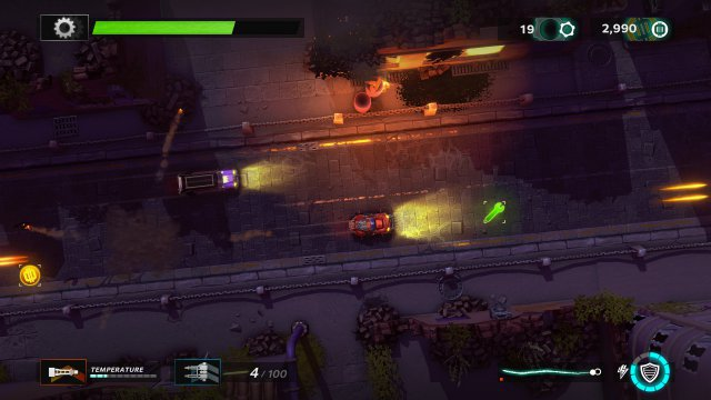 Screenshot - Gearshifters (PC)