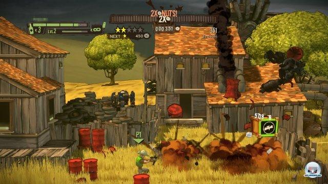 Screenshot - Shoot Many Robots (PC)