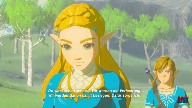 Screenshot - The Legend of Zelda: Breath of the Wild (Switch) 92541342