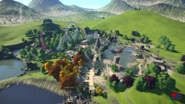Screenshot - Planet Coaster (PC)