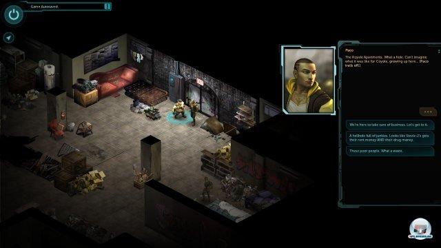 Screenshot - Shadowrun Returns (PC) 92465717