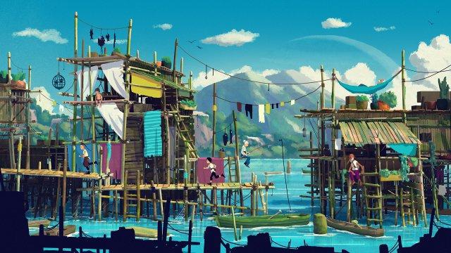 Screenshot - Planet of Lana (PC, One, XboxSeriesX)