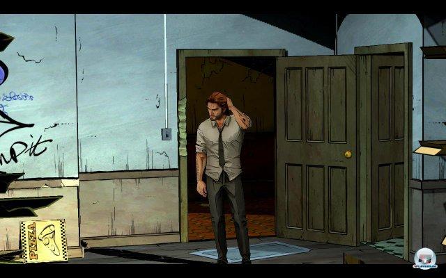Screenshot - The Wolf Among Us - Episode 1: Faith (360) 92470665