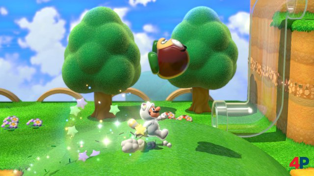 Screenshot - Super Mario 3D World   Bowser's Fury (Switch) 92623312