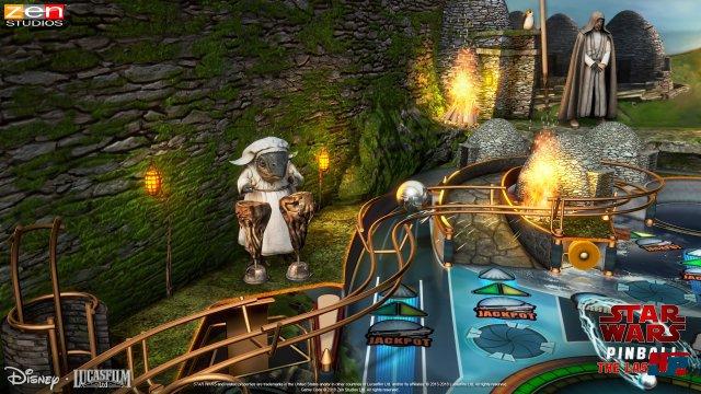Screenshot - Star Wars Pinball: The Last Jedi (PC) 92563894