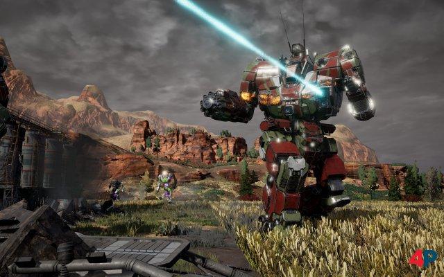 Screenshot - MechWarrior 5: Mercenaries (PC) 92602682