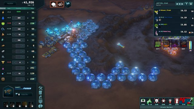 Screenshot - Offworld Trading Company: Market Corrections (Mac) 92583377