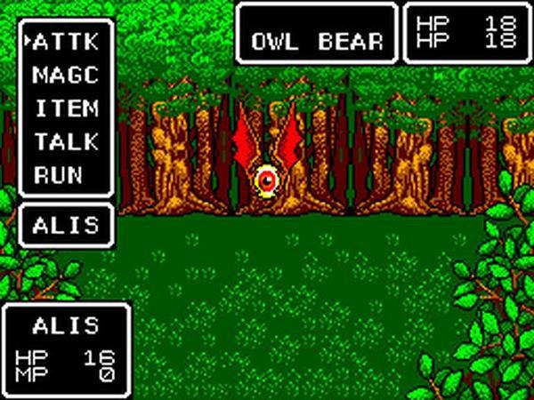 Phantasy Star (Master System 1987)<br><br>Im selben Jahr wie Final Fantasy feierte auch Segas Phantasy Star-Serie ihr Debüt, das seinerzeit neue Maßstäbe setzte. Im Gegensatz zu den austauschbaren Final Fantasy-Helden, hatte hier jeder Charakter eine ausgeprägte Persönlichkeit. Die Story war wesentlich ausgefeilter, es gab zahlreiche Quests, individuelle Zaubersprüche und andere Dinge, an denen sich zukünftig viele Japan-Rollenspiele orientierten. Zudem bot Phantasy Star kein reines Fantasy-Setting, sondern verknüpfte dieses erfolgreich mit Science-Fiction-Elementen. Ein Jahr später erschien der Titel zu einem für damals geradezu astronomischen Preis von knapp 70 Dollar auch in den USA. Nach drei Fortsetzungen diente die Serie 2000 dann als Grundlage für das erste Online-Konsolenrollenspiel Phantasy Star Online. 1720270