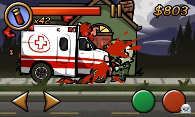 Screenshot - Zombieville USA (Android) 2243247