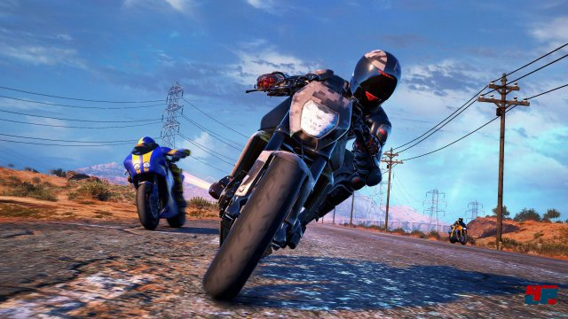 Screenshot - Moto Racer 4 (PC)