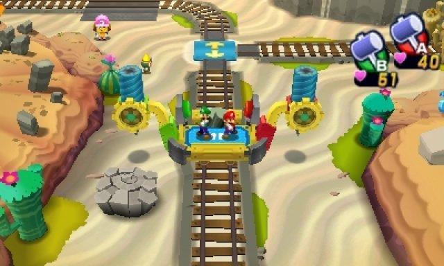 Screenshot - Mario & Luigi: Dream Team Bros. (3DS) 92462422