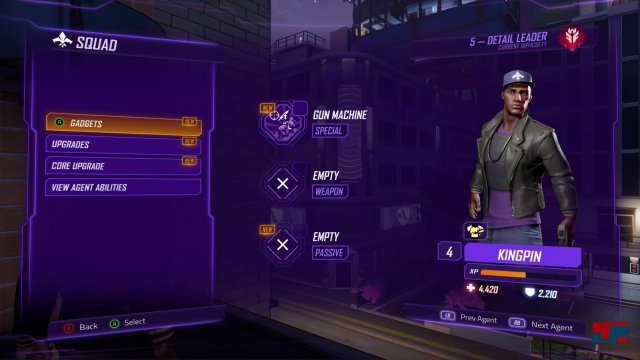 Screenshot - Agents of Mayhem (PC) 92551149