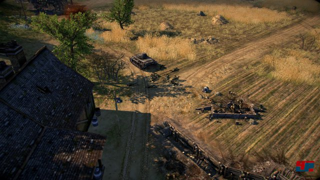 Screenshot - Blitzkrieg 3 (PC) 92548775