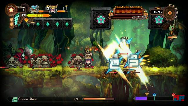 Screenshot - Lapis x Labyrinth (PS4) 92588400