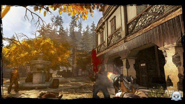 Screenshot - Call of Juarez: Gunslinger (360)