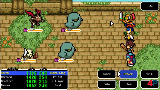 Screenshot - Dragon Sinker: Descendants of Legend (PC)