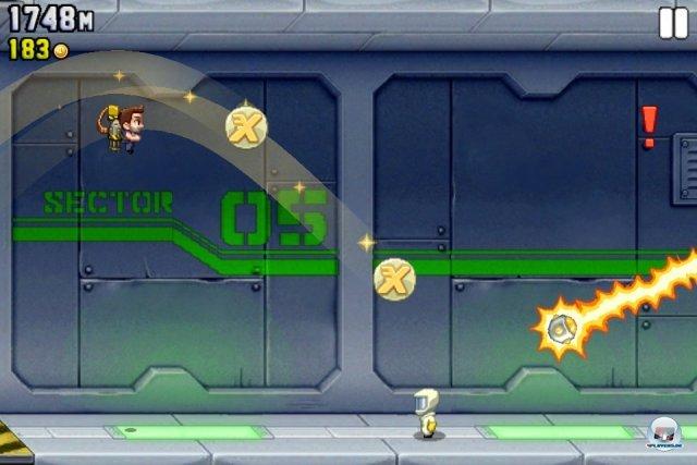 Screenshot - Jetpack Joyride (iPhone) 2259117