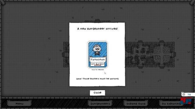 Screenshot - Guild of Dungeoneering (PC) 92509697
