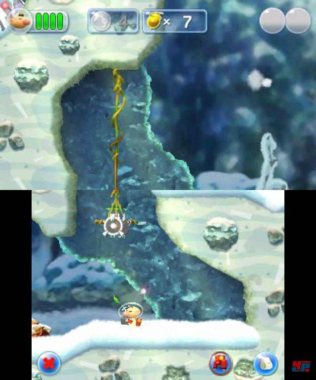 Screenshot - Hey! Pikmin (3DS) 92550126