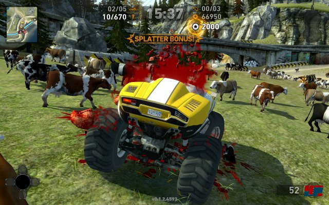 Screenshot - Carmageddon: Reincarnation (PC) 92506237