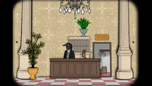 Screenshot - Rusty Lake Hotel (PC)