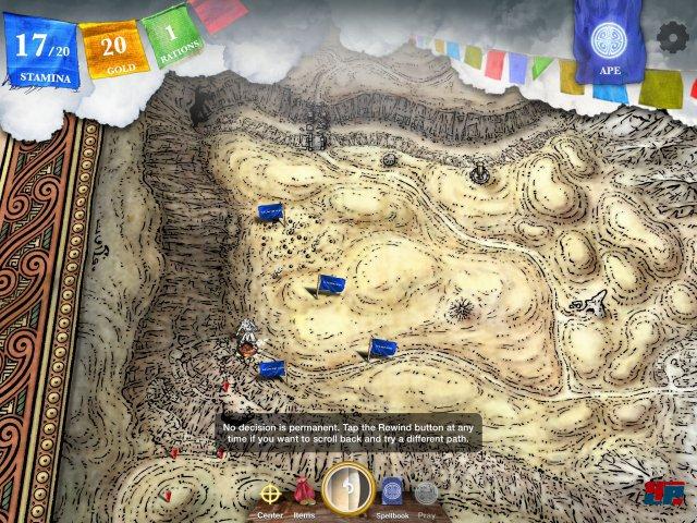 Screenshot - Sorcery! - Teil 3 (iPad) 92503539