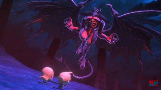 Screenshot - World of Final Fantasy (PS4) 92535977