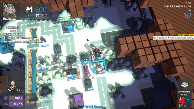 Screenshot - Tiny Metal: Full Metal Rumble (PC) 92592422