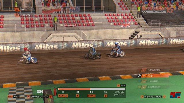 Screenshot - FIM Speedway Grand Prix 15 (PC) 92517409