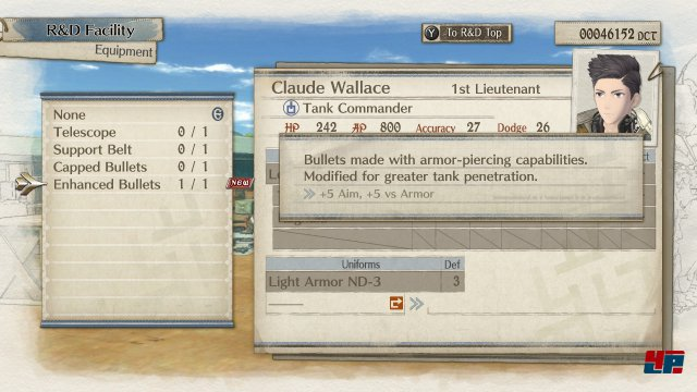 Screenshot - Valkyria Chronicles 4 (Switch) 92574409