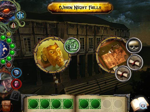 Screenshot - Elder Sign: Omens (iPad) 2313222