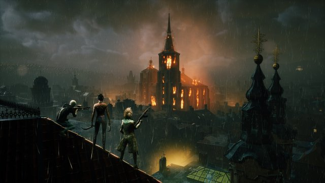 Screenshot - Bloodhunt (PC)