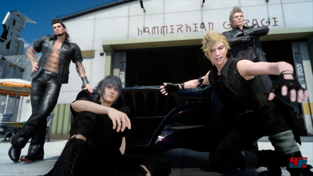 Screenshot - Final Fantasy 15 (PC)