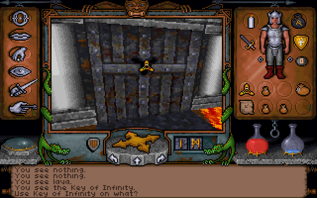 Screenshot - Ultima Underworld: The Stygian Abyss (PC) 92562200