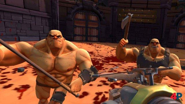 Screenshot - GORN (PlayStationVR)