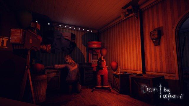 Screenshot - Don't Be Afraid (PC)