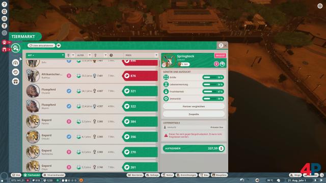 Screenshot - Planet Zoo (PC) 92600232