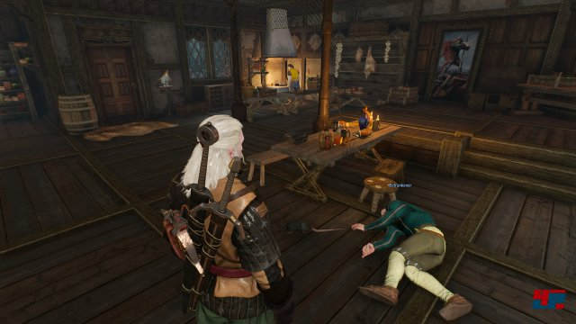 Screenshot - The Witcher 3: Wild Hunt (PlayStation4) 92504519