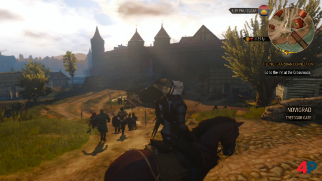 Screenshot - The Witcher 3: Wild Hunt (Switch) 92598125