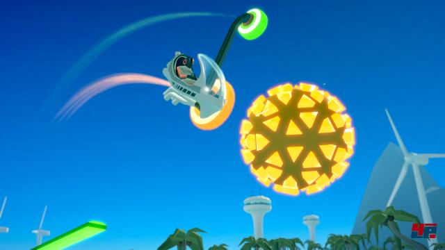 Screenshot - FutureGrind (PC)