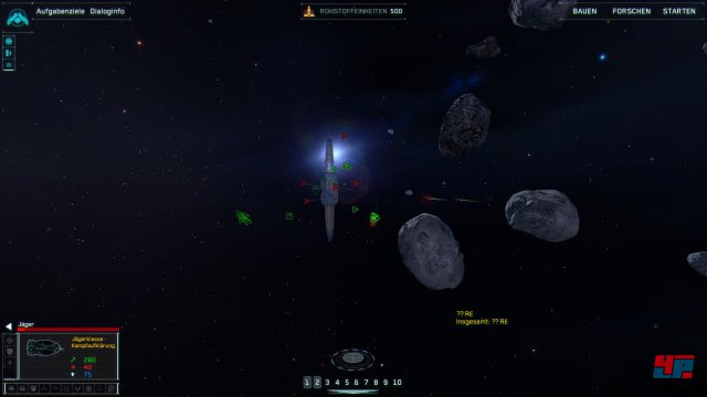 Screenshot - Homeworld Remastered Collection (PC) 92500165