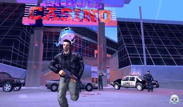 Screenshot - Grand Theft Auto III (Android) 2299407