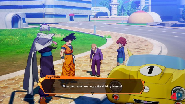 Screenshot - DragonBall Z: Kakarot (PC) 92594421