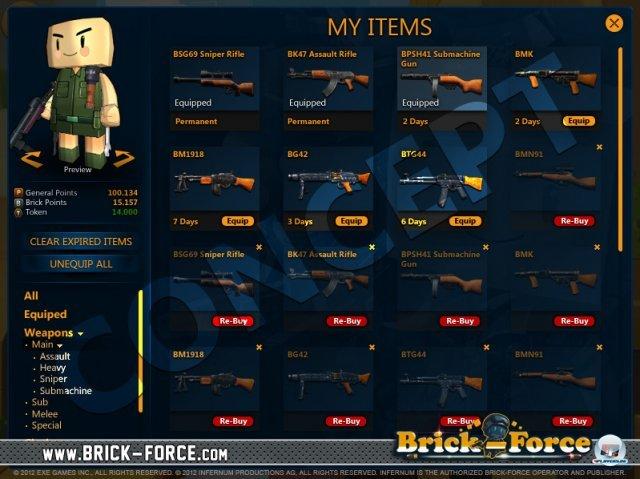 Screenshot - Brick Force (PC) 2357417