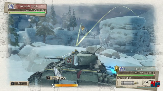 Screenshot - Valkyria Chronicles 4 (Switch) 92574420