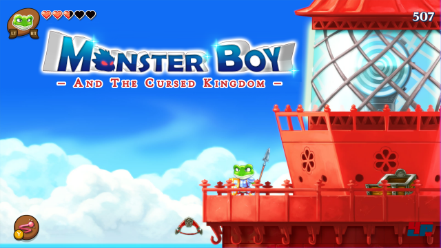 Screenshot - Monster Boy and the Cursed Kingdom (PC) 92517971