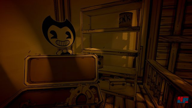 Screenshot - Bendy And The Ink Machine (PS4) 92578646